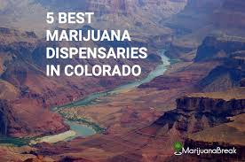 5 best dispensaries in colorado