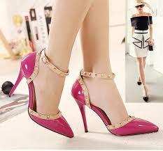 Cheap dress sexy shoes woman
