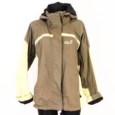 Jack Wolfskin Size Chart Womens Details About T Jack Wolfskin Womens Outdoor Jacket Membrane M