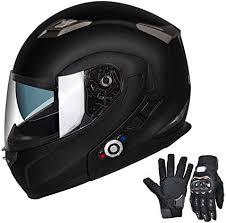 Freedconn Bluetooth Motorcycle Helmet Modular Full ... - Amazon.com