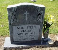 Neil Wesley Steen (1936-2001) - Find A Grave Memorial