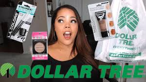 1 dollar tree full face makeup challenge