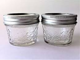 Ball Mason Jar Jelly Jars 4 oz. Quilted Crystal Style Wide Mouth ... & Image is loading Ball-Mason-Jar-Jelly-Jars-4-oz-Quilted- Adamdwight.com
