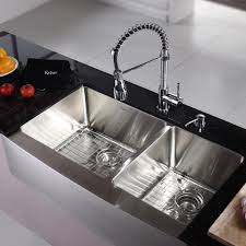 sinks farmhouse sink top mount top mount farmhouse sink white kitchen sinks and faucets