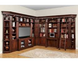 Home Library Wall Units Mesmerizing Library Furniture Home
