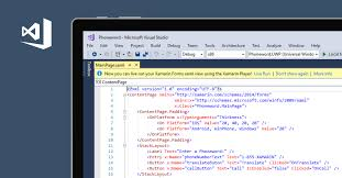 What Is Xamarin Xamarin App Development With Visual Studio Visual Studio