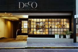 Design Recoleta Ar Deco Recoleta Hotel 4 Star Hotel In Buenos Aires