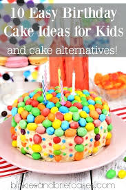 Easy Cake Decorating Ideas For Kids Ideas For Decorating Birthday