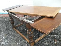 draw leaf table antique draw leaf table draw leaf table