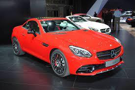 Mercedes Benz Inspiring 2018 Mercedes Benz Amg Slc 43 Slc43 Amg 0 Redesign Mercedes Benz Amg Mercedes Benz Benz