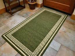 non skid kitchen rugs non slip kitchen rugs photo 1 of 7 light dark green washable non skid kitchen rugs