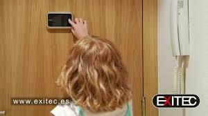 front door camera monitor3 5 inch LCD Digital Door Peephole Peep Hole Doorbell Viewer
