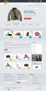 Ecommerce Web Design Layout 12 Examples Of Minimal Clean E Commerce Design Ecommerce