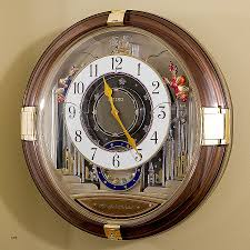 al wall clocks with motion lovely rhythm timeer legend al motion wall clock 4mh835wb06