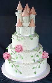 13 Fairy Tale Wedding Cakes Photo Fairy Tale Castle Wedding Cake