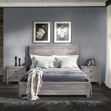Montauk KING Size Solid Wood Bed in 2019 | Home | Pinterest ...