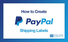 Online Shipping Labels How To Create Paypal Shipping Labels Onlinelabels Com