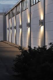 modern outdoor wall lights photo 3