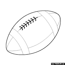 Small Picture The Elegant along with Stunning Football Coloring Pages Printable