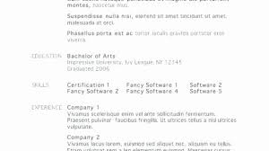 resume template for openoffice resume template for open office bkperennials