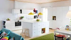 Découvrez les poseurs de cuisine needhelp. Central Island Ikea Kitchen In 54 Different And Original Ideas A Spicy Boy