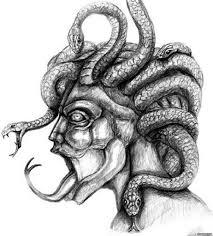 эскизы тату медуза горгона клуб татуировки фото тату значения