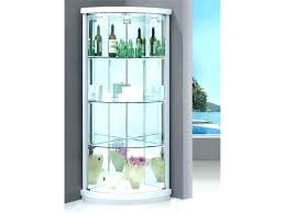 glass wall cabinet corner glass cabinet enclosed curio cabinet black and glass cabinet collectors cabinet corner glass wall cabinet corner cabinet glass