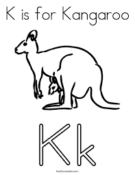 Small Picture K is for Kite Coloring Page Twisty Noodle