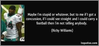 Concussion Quotes Interesting Concussion Quotes Impressive Concussion Quotes Best 48 Quotes About