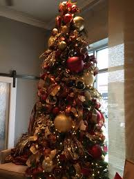 Designer Decorated Christmas Trees Photos 100 easy tips for a designer Christmas tree 2
