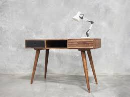 retro office desks. scandinavian office desk retro desks