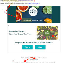 amazon gift card email scam photo 1
