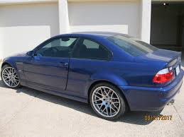 Sport Series 2006 bmw m3 : 2006 BMW E46 M3 with ZCP Interlagos Blue 6MT