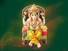 lord ganesha wallpaper 1024x768