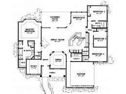 dda273 lvl1 li bl new american house plan with 2500 square feet and 4 bedrooms from on 2500 sq ft open concept house plans