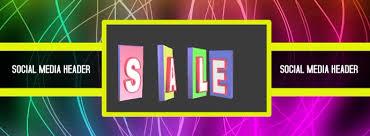 Flyer Header Social Media Sale Header Flyer Template Postermywall
