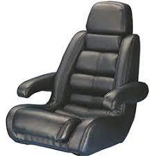 todd 5 star helm seat black