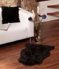 beautiful faux fur rug for flooring decor ideas white sofa and faux sheepskin rug for