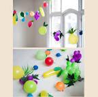 Схемы из воздушных шаров схемы