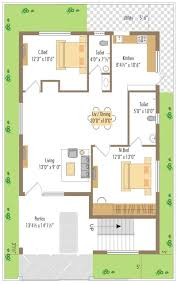 west facing small house plan google search