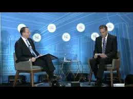 deputy attorney general rod rosenstein joins the financial services roundtable spring conference