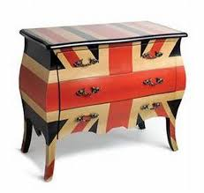 CLC Living Union Jack Chest of Drawers