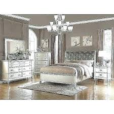 cassimore pearl silver upholstered poster north s canopy bedroom set north s canopy bed new bedroom set sets king modern furniture