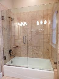 frameless bathtub doors shower doors cascade glass frameless bathtub doors canada