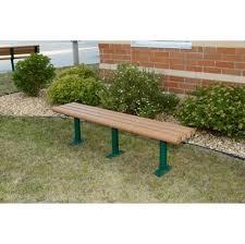 Outdoor School Benches