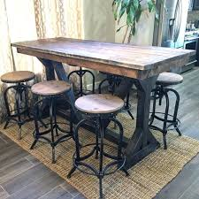 diy table legs ideas best pub tables ideas on table legs round pub regarding amazing home high bar table furniture designs