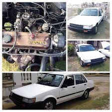 Forsale Toyota Corolla Dx FWD for sale 2e 1300cc engine m…   Flickr