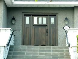 restaining front door staining a front door refinish cost stripping and steps to doors exterior brochure