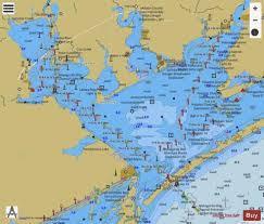 Matagorda Bay Marine Chart Us11317_p154 Nautical