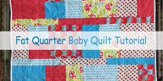 Easy Fat Quarter Quilt Patterns - Quilts Ideas & ... Fat Quarter Baby Quilts Quilts Ideas Adamdwight.com